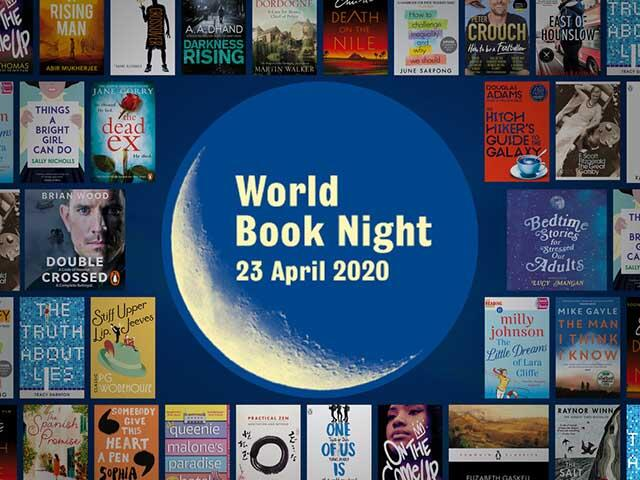 World Book Night Competition 2020 news image