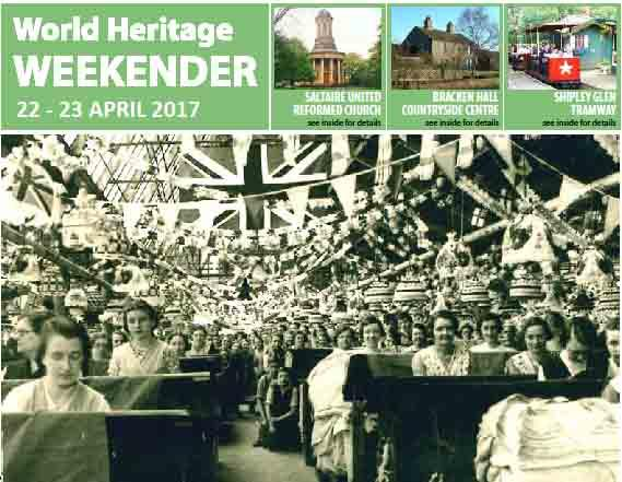 World Heritage Weekender news image