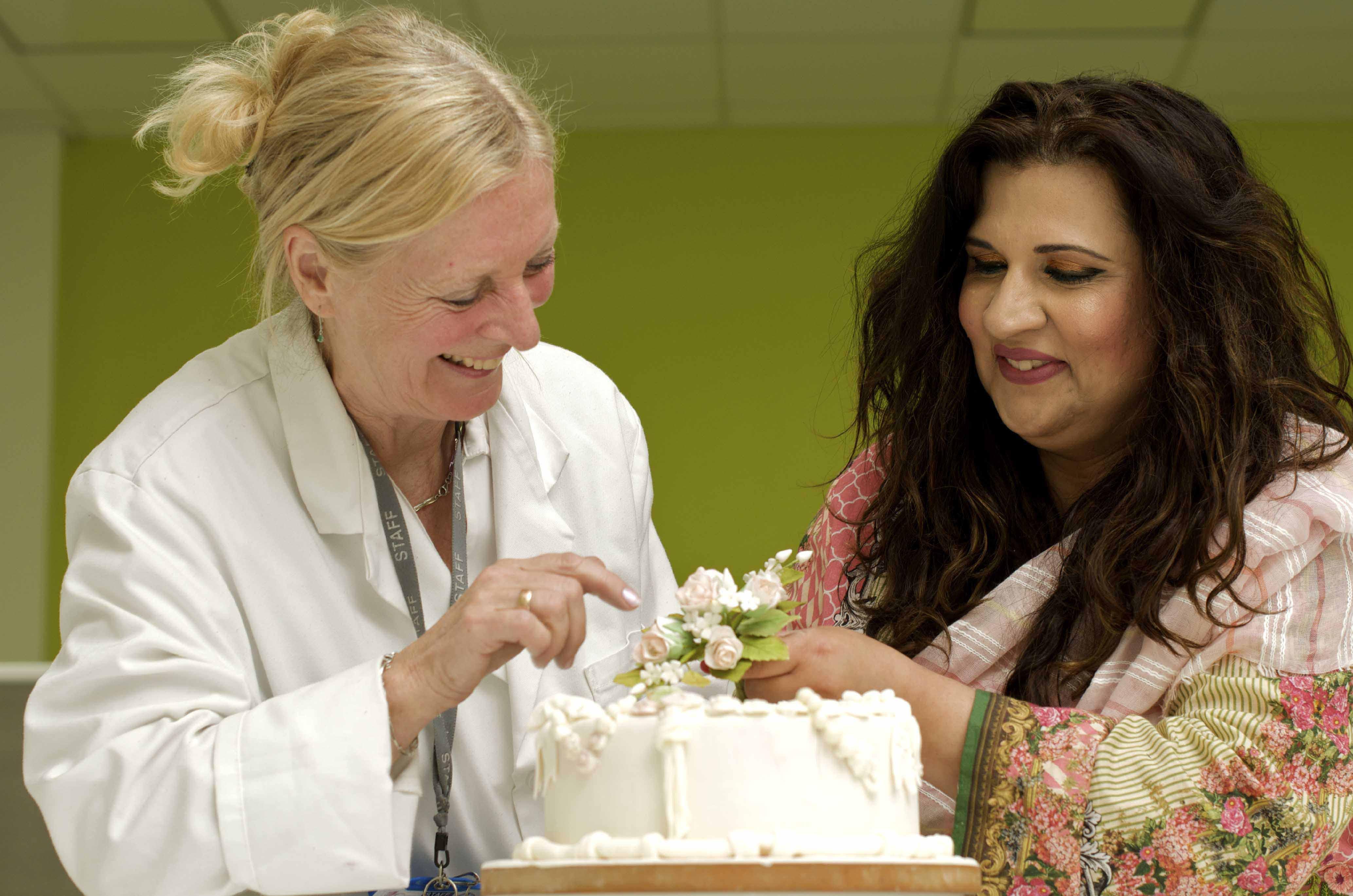 Cake Decorating Courses West Yorkshire
