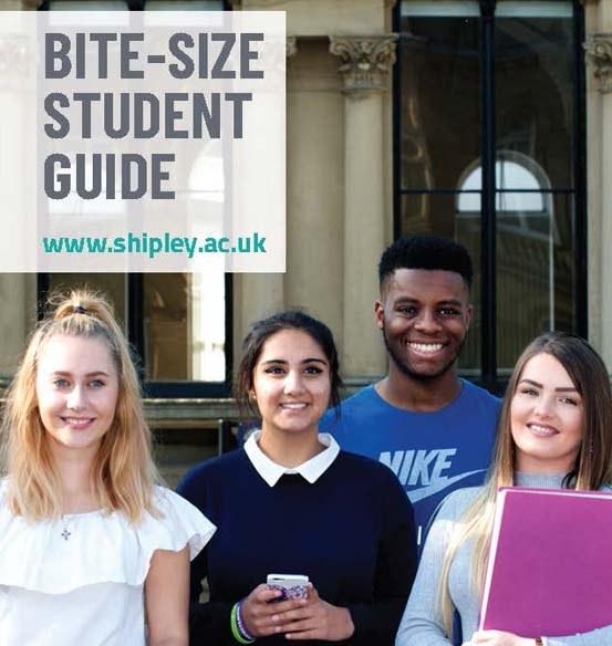 Shipley College Bitesize Student Guide